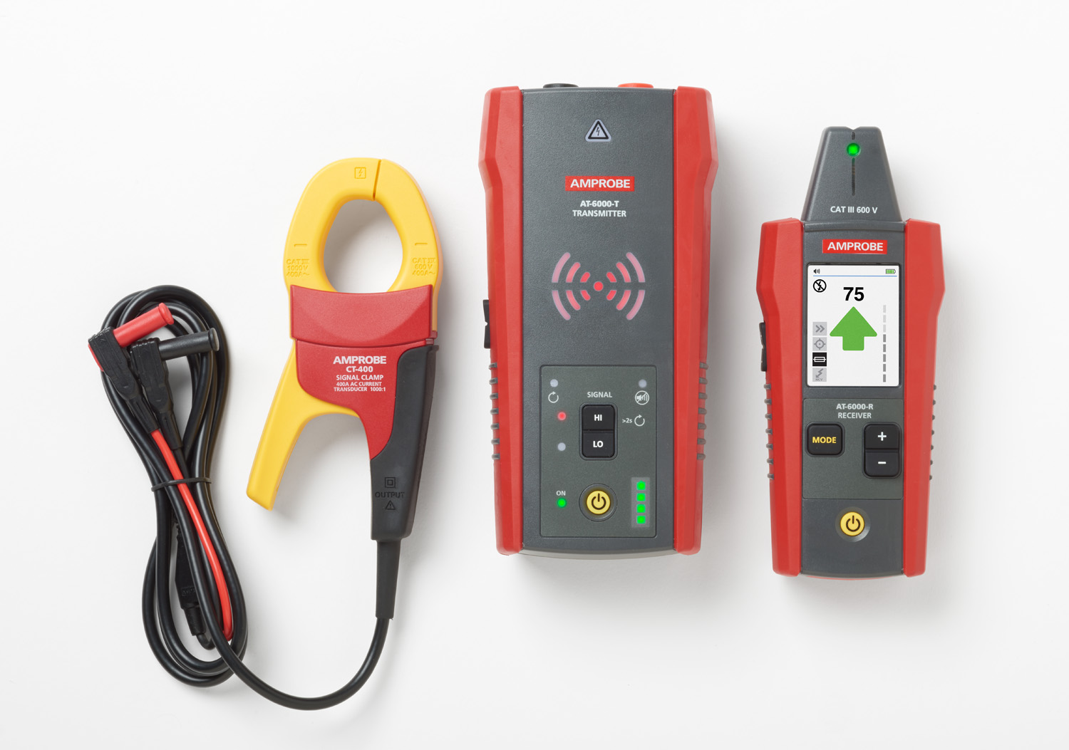amprobe at 6030 advanced wire tracer for locating electrical circuits and tracing breakers  amprobe at 6030 professional wire