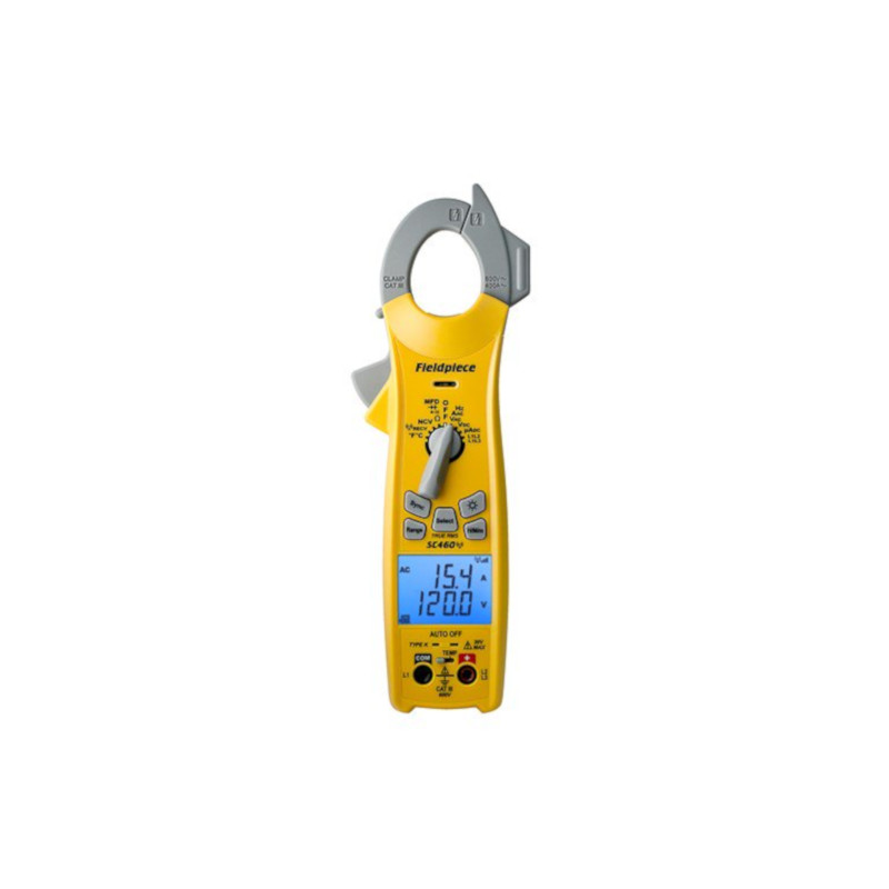 Fieldpiece SC460 True RMS HVAC Wireless Clamp Meter (Free 2nd Shipping)