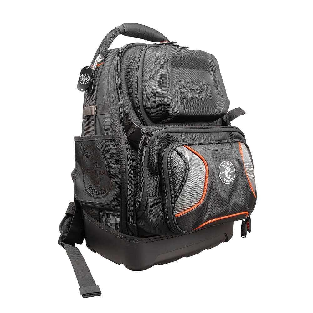 Klein Tools 55485 Tradesman Pro Tool Master Backpack with 48 Pockets