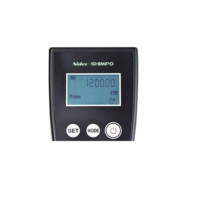 Shimpo DT-326B Handheld Digital LED Stroboscope