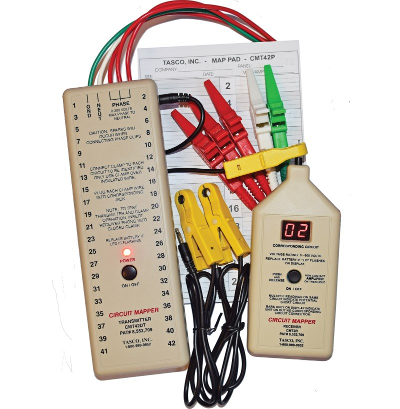 Terrific Tasco Cmt42Ds Circuit Tracer Mapper System Valuetesters Com Wiring Cloud Pendufoxcilixyz