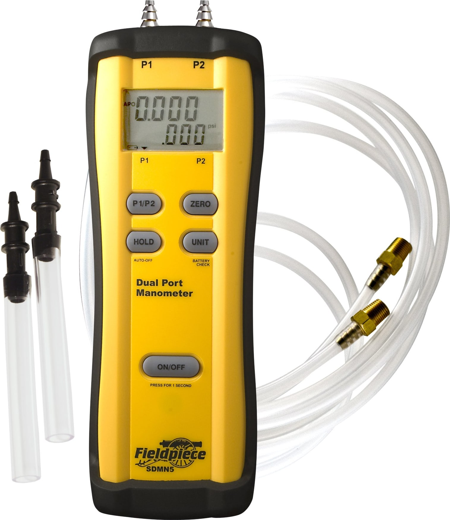 Fieldpiece SDMN5 Differential Pressure Manometer [Free 2nd Day Shipping]