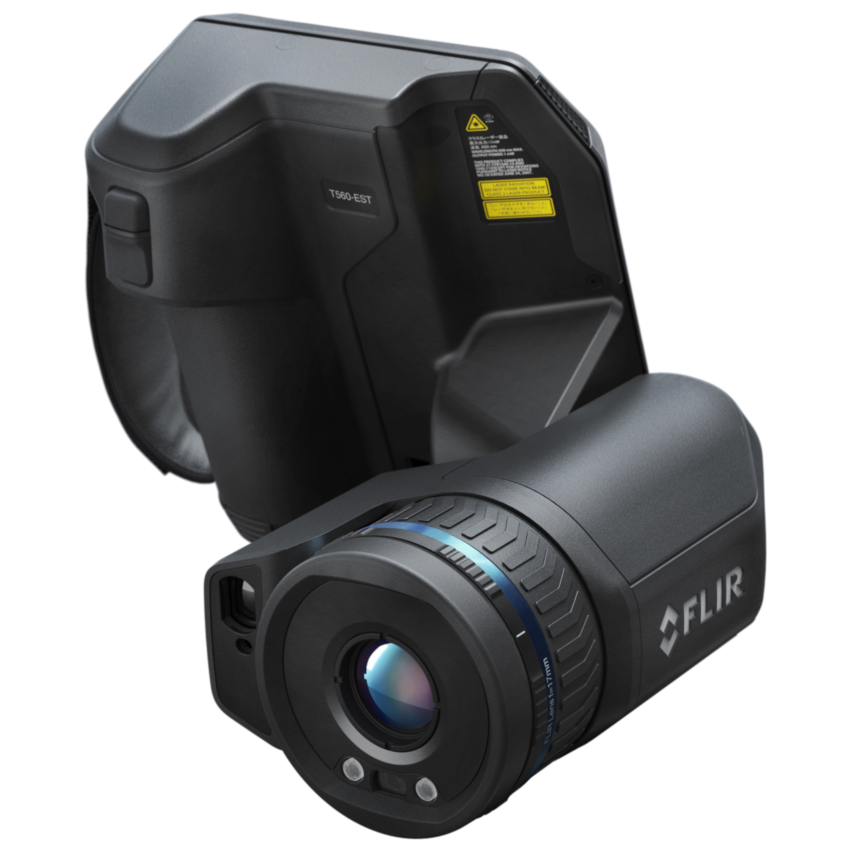 Flir T560-EST Thermal Camera for Screening Elevated Skin-Body Temperature, 640 x 480 Resolution, Accurate Readings within 59 and 113 F