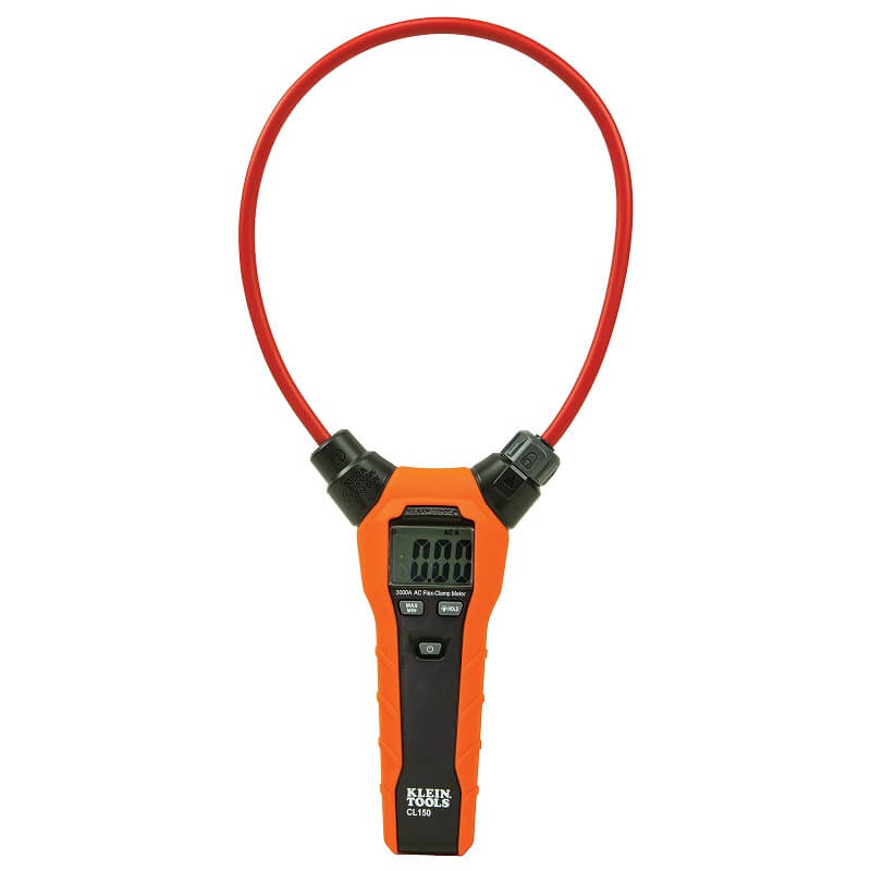 Klein Tools CL150 Flexible AC Clamp Meter 18