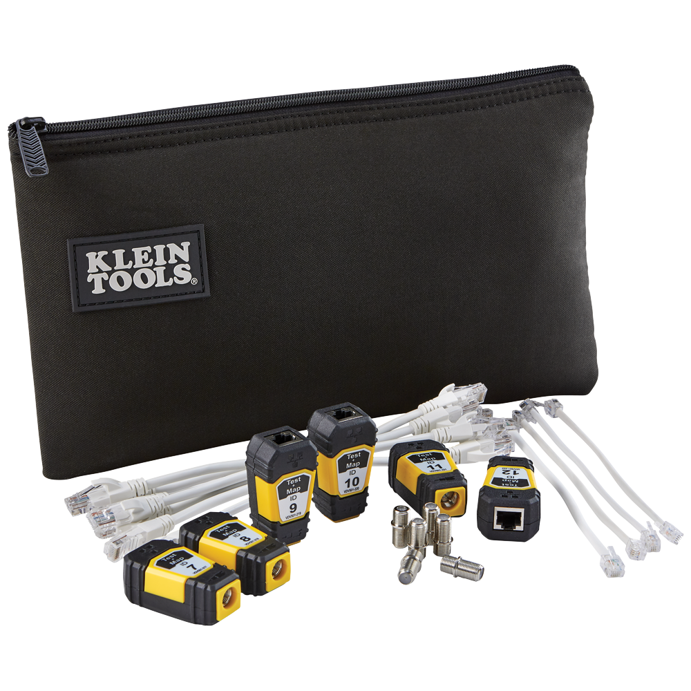 Klein Tools VDV770-851 Test Map Remote Expansion Kit for Scout 3 Pro