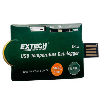 Extech Temperature and Humidity Datalogger