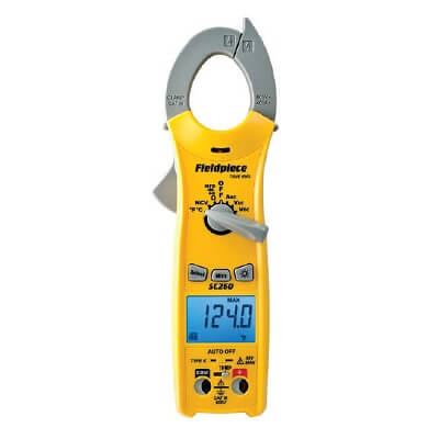 Fieldpiece Digital Clamp Meter