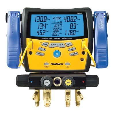 Fieldpiece Digital Manifold Set