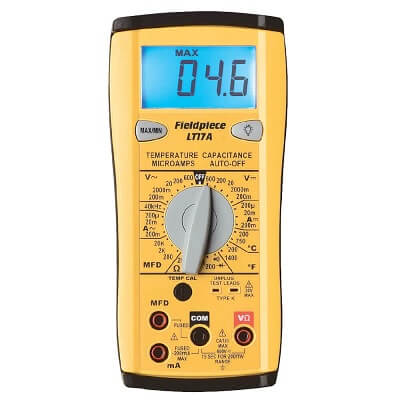 Fieldpiece Digital Multimeter
