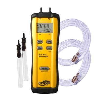 Fieldpiece Pressure Manometer