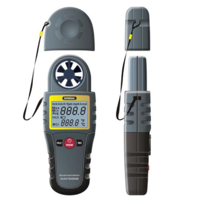 General Tools Temperature and Humidity Meter