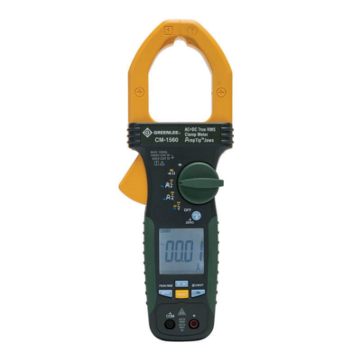Greenlee HVAC Clamp Meter