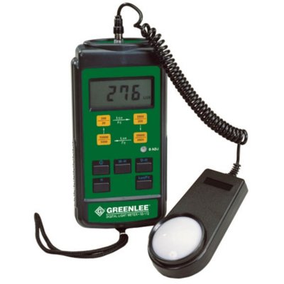 Greenlee Light Meter