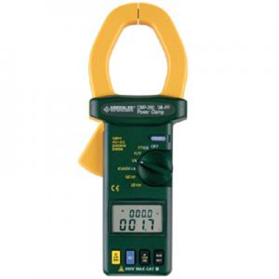 Greenlee Power Clamp Meter
