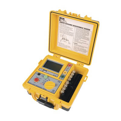 Ideal Ground Resistance Tester