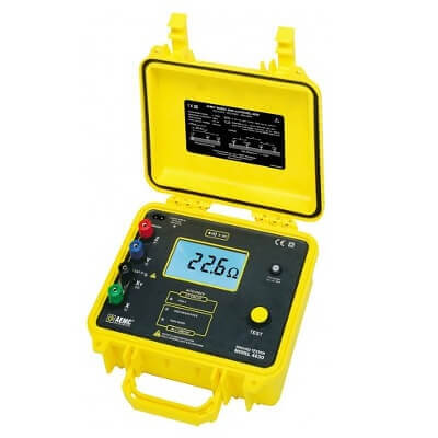 Ground Resistance Tester
