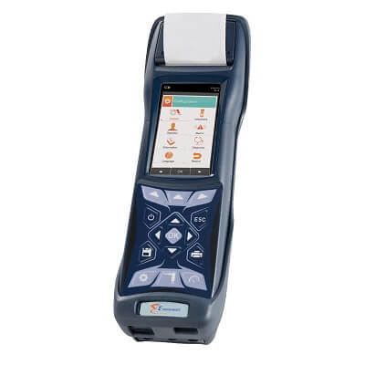 E Instruments Combustion Analyzers