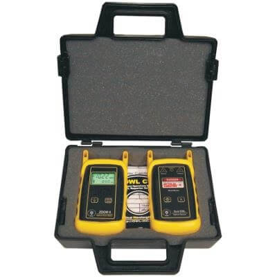 Fiber Optic Test Kit