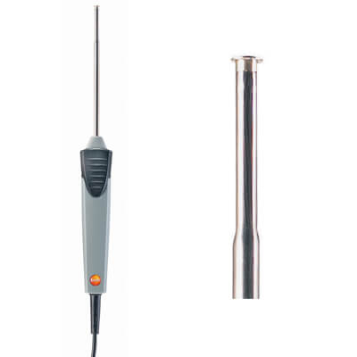 Testo 0613 1912 Waterproof Surface Probe NTC