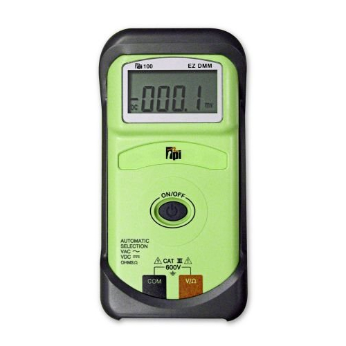 TPI 100 DMM Automatic Digital Multimeter