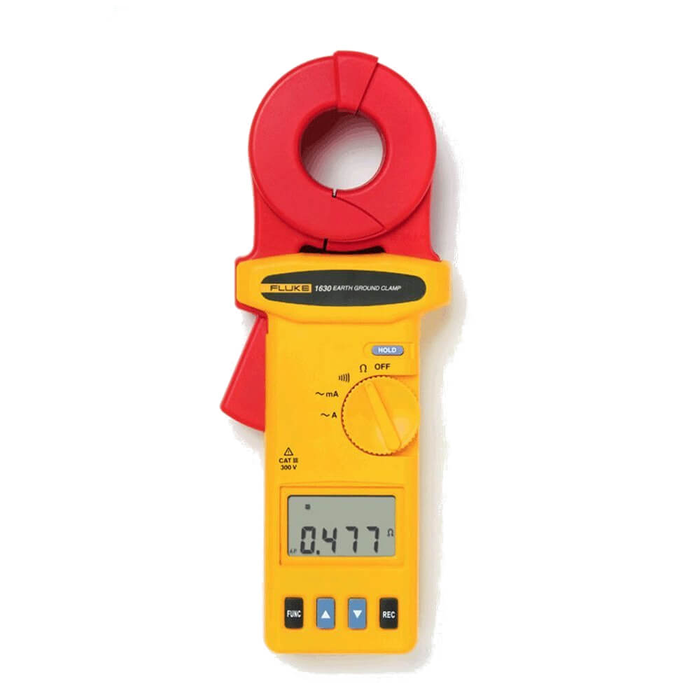 Fluke 1630 Earth Ground Resistance Clamp Meter