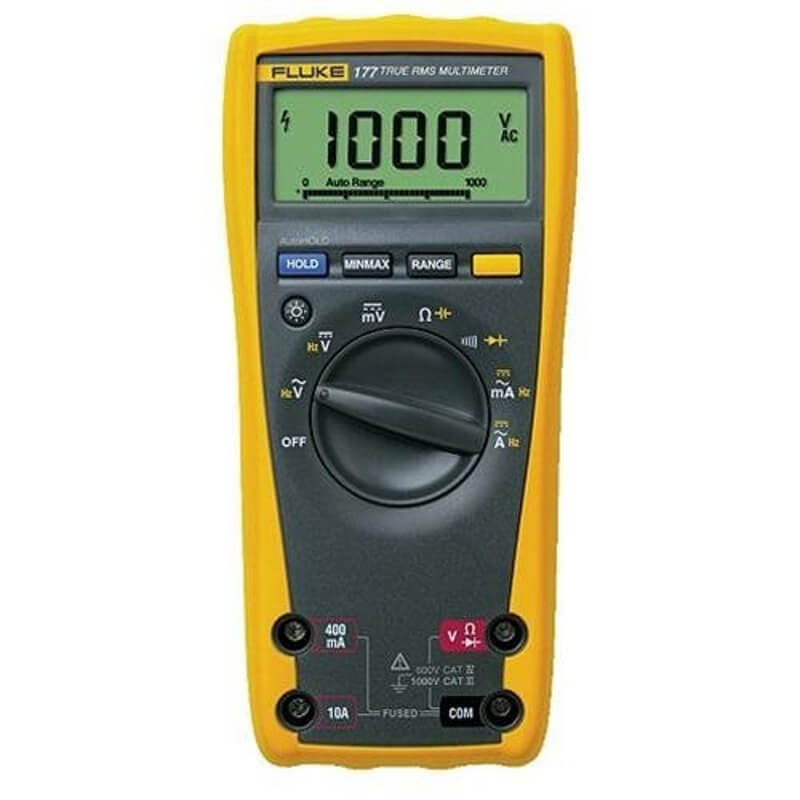 Fluke 177 TRMS Precision Digital Multimeter