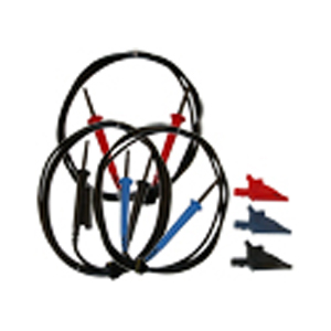 AEMC 2151.14 Color-coded 9ft Integral Lead Replacement set