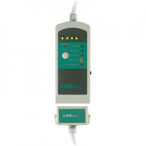 Hobbes 256652AT-R LANTest Pro Network Cable Fault Tester