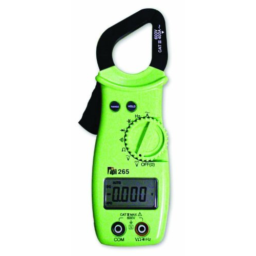 TPI 265 400A Digital AC Clamp Meter