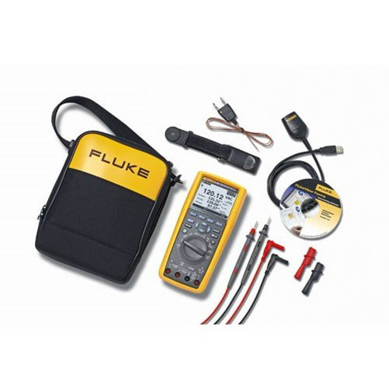Fluke-289-FVF Multimeter Combo Kit with FlukeView Forms