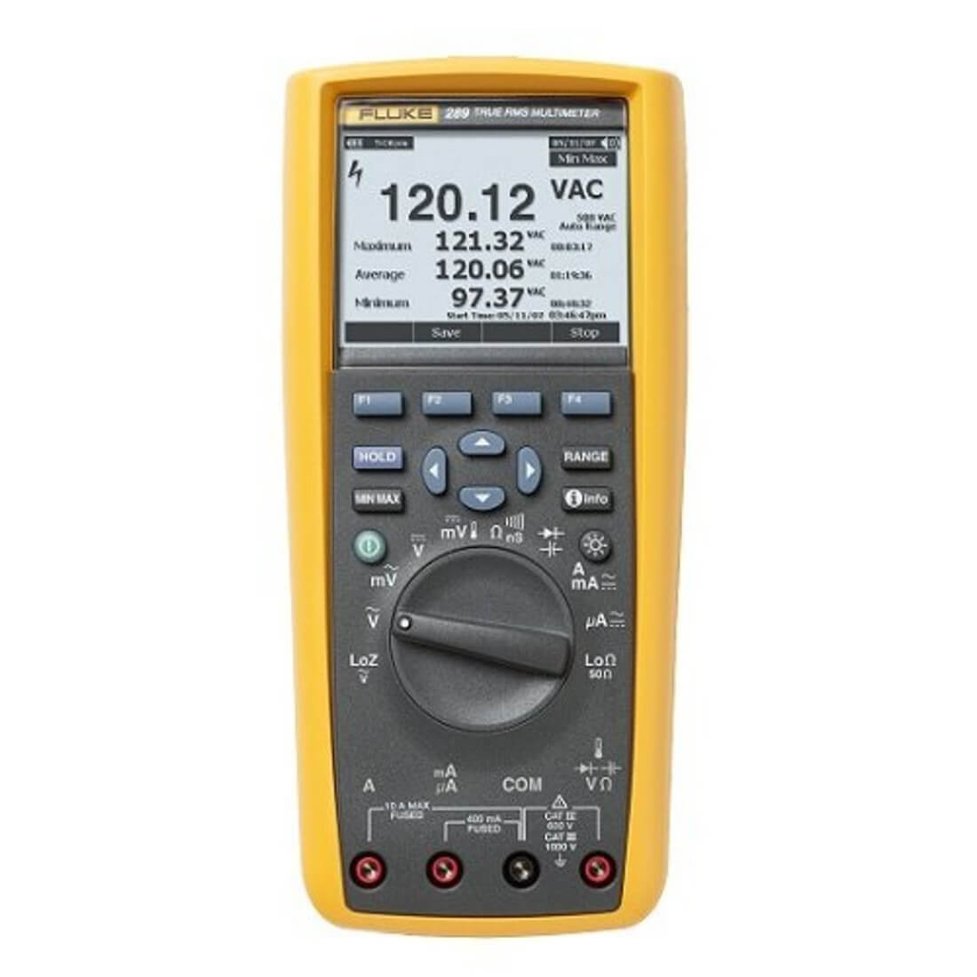 Fluke 289 TRMS Digital Multimeter with Datalogging