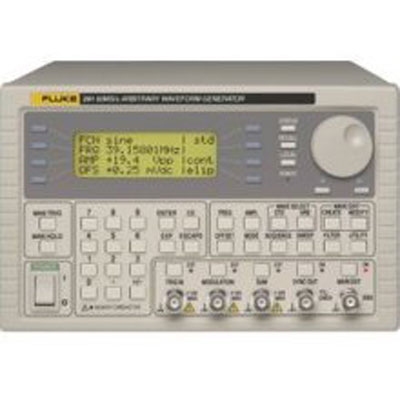 Fluke 282-U 2 Channel 40 MS/S Generator for Arbitrary Waveforms