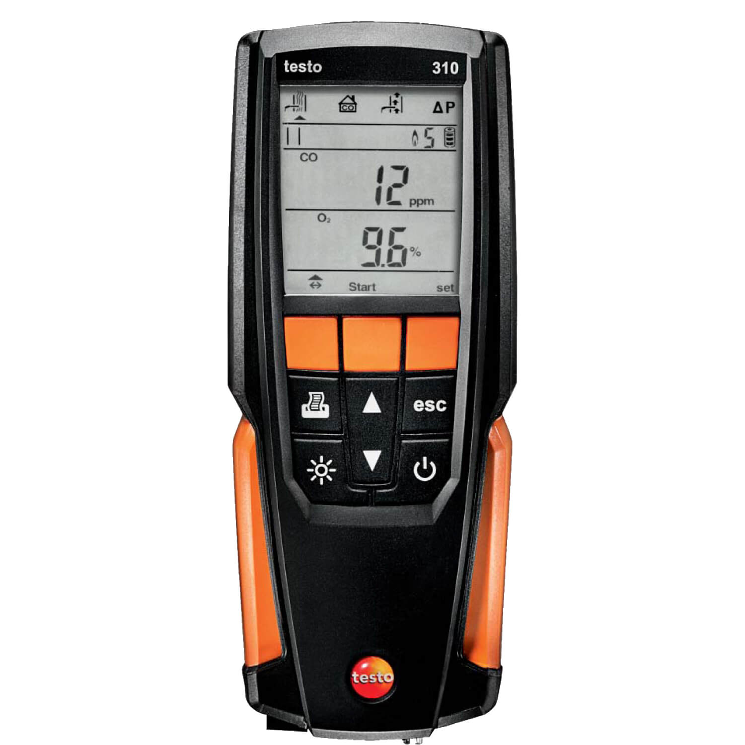 Testo 310 Combustion Analyzer for Residential Applications [Free 2nd Shipping]