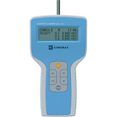 Kanomax 3887 Digital Handheld Particle Counter