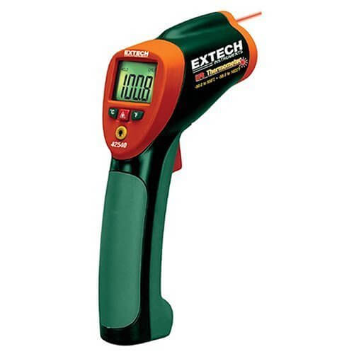 Extech 42540 IR Thermometer for High Temperature