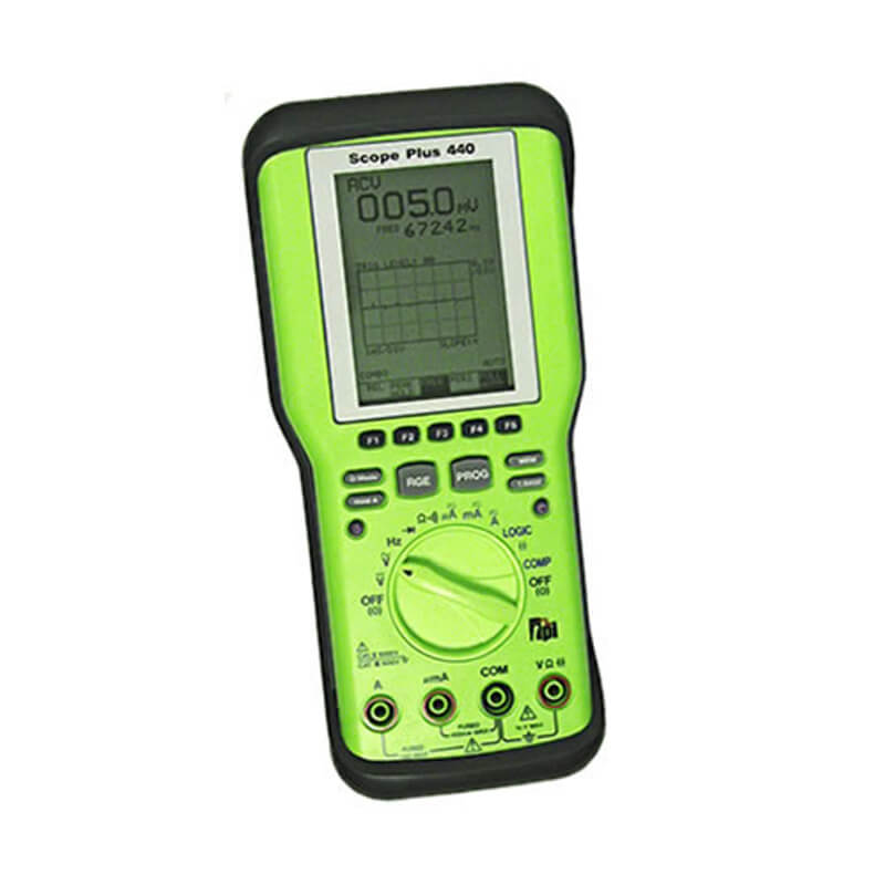TPI 440 Oscilloscope with true RMS Digital Multimeter Handheld