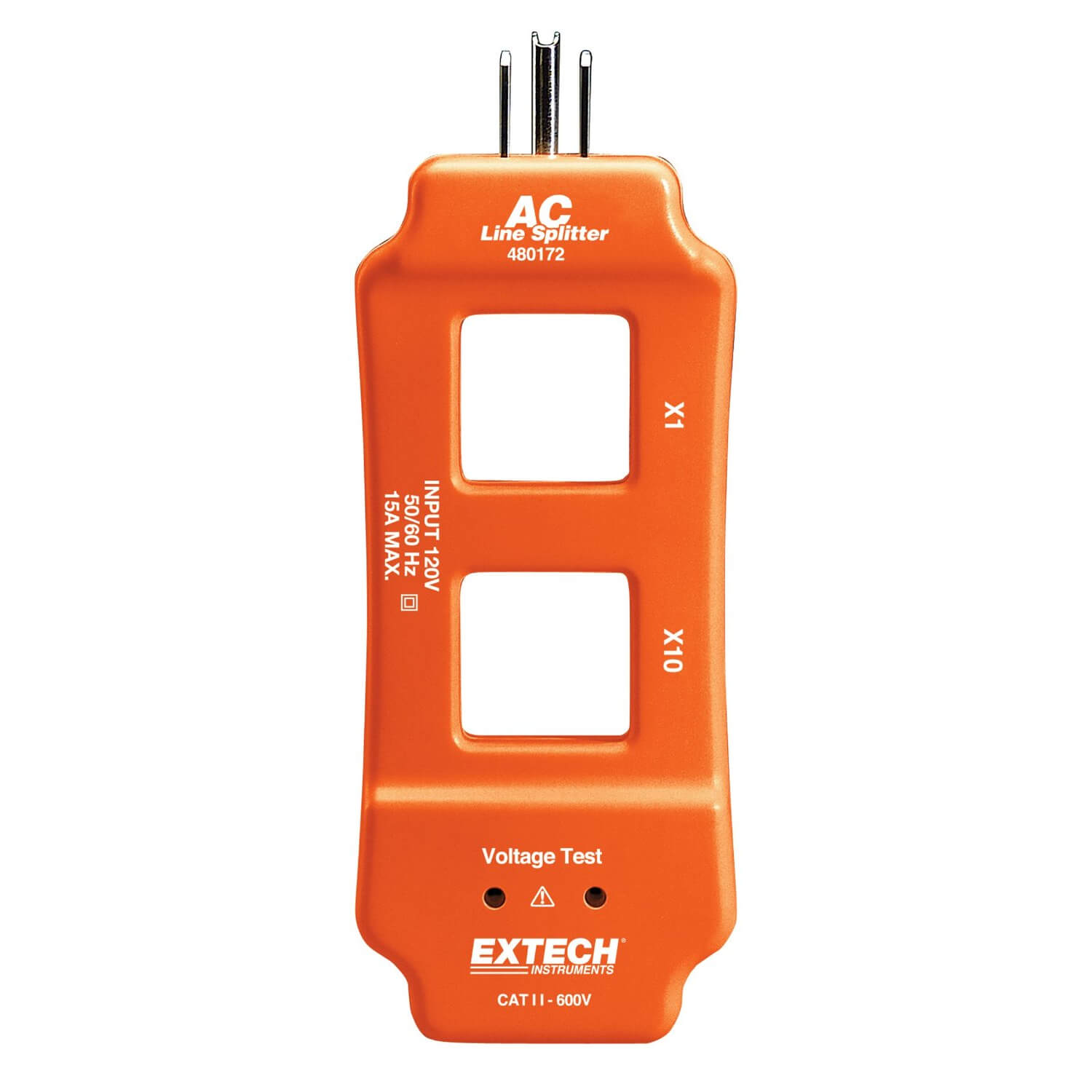Extech 480172 AC Line Splitter for Extech Clamp Meters