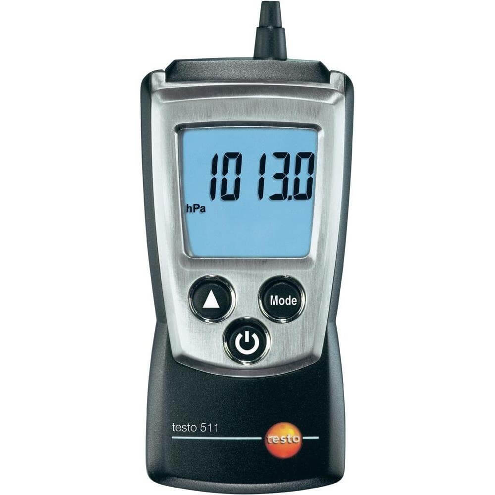 Testo 511 Digital Handheld Absolute Pressure Manometer