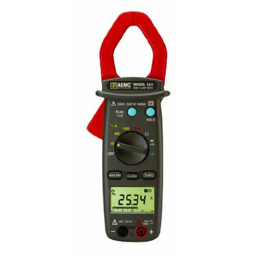 AEMC 514 Clamp On Meter