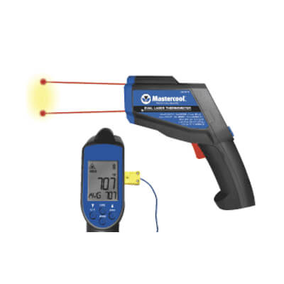 Mastercool 52225-B Ultra Temp Dual Laser Infrared Thermometer