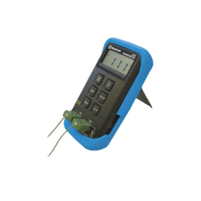 Mastercool 52228 Digital Differential K Type Thermometer