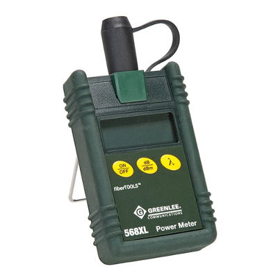 Greenlee 568XL Fiber Optic Power and Loss Tester