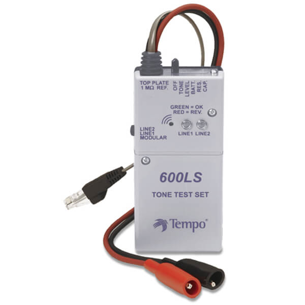 Tempo 600LS Tone Generator for Wire Identification