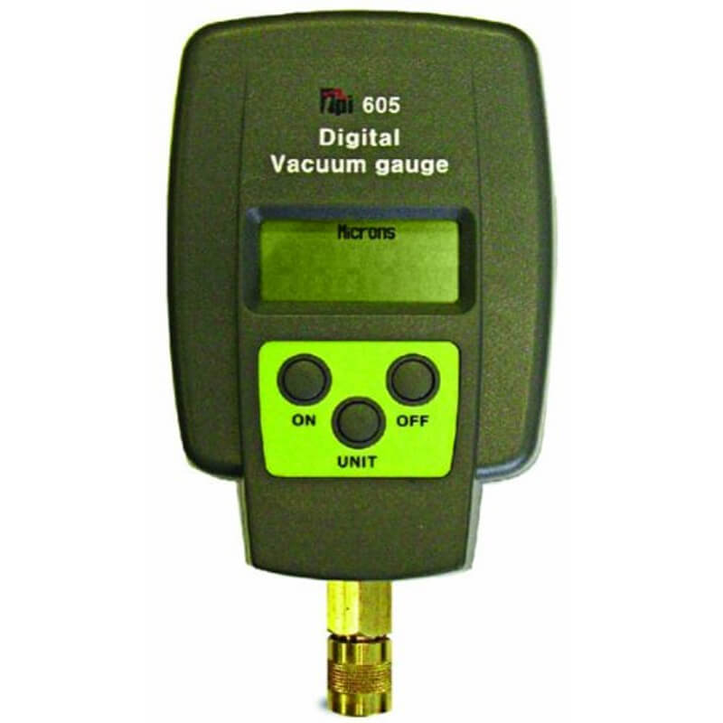 TPI 605 Digital Single Input Vacuum Gauge