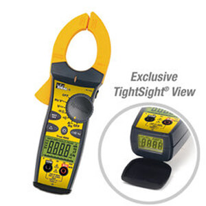 Ideal 61-765 TightSight 660A TRMS AC DC Clamp Meter