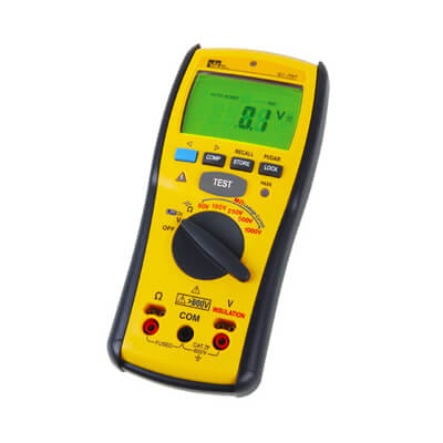 Ideal 61-797 Handheld Insulation Resistance Meter