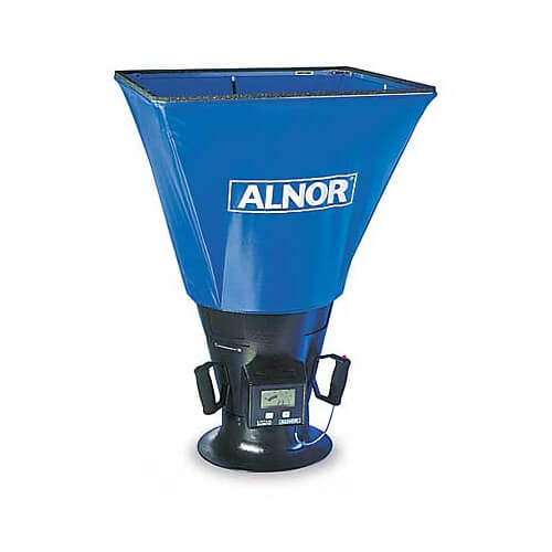 Alnor 6200 LoFlo Balometer Air Volume Capture Hood