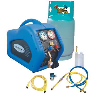 Mastercool 69100 Complete HVAC Refrigerant Recovery System