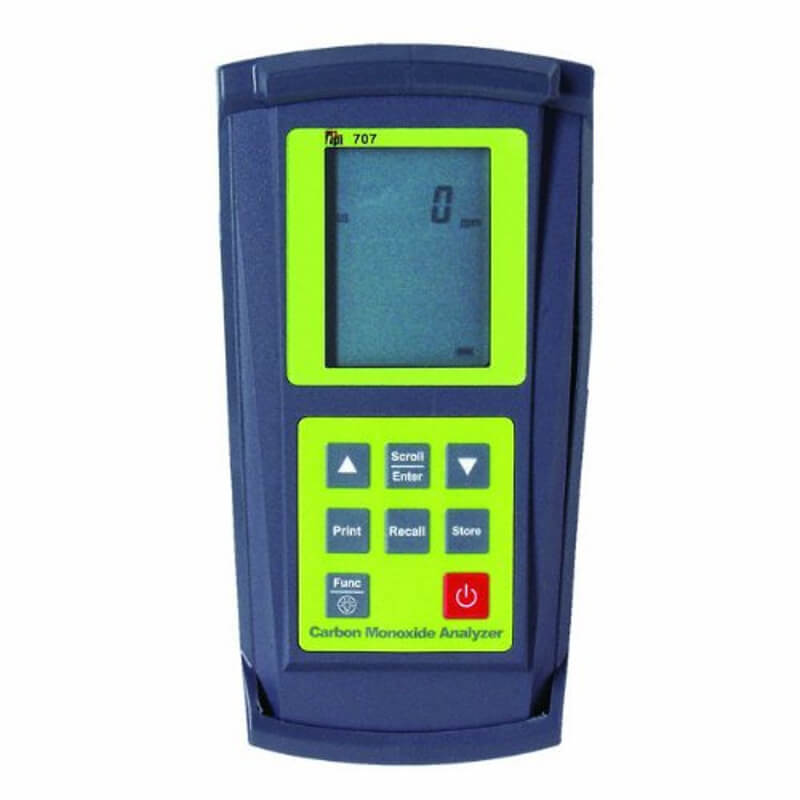 TPI 707 Digital Carbon Monoxide Analyzer