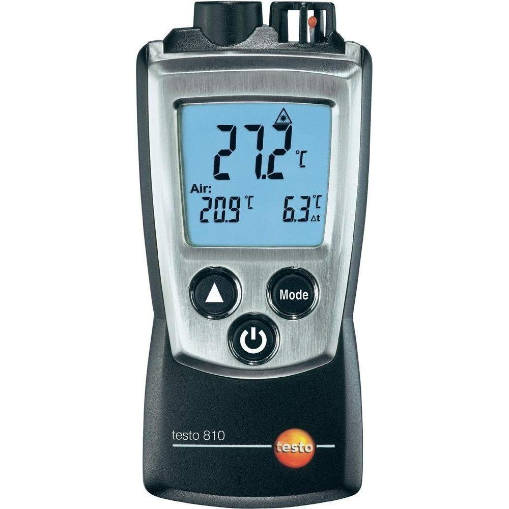 Testo 810 2 Channel IR Laser Thermometer